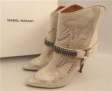 ISABEL MARANT Stude Leather Ankle boots, UK5 FR39 IT38, rrp790GBP, as runway