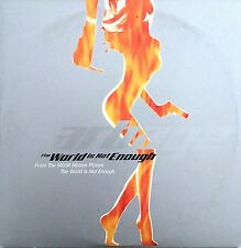 Garbage CD Single The World Is Not Enough - Europe (EX/EX)