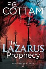 The Lazarus Prophecy by F. G. Cottam (2015, Paperback)
