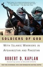Soldiers of God: With Islamic Warriors in Afghanistan and Pakistan-ExLibrary