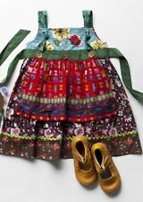 NEW Girls MATILDA JANE Painy by numbers Crafty Knot Dress Size 4 NWT