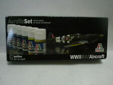 ITALERI ACRYLIC COLOR SET - WWII RAF AIRCRAFT
