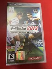 ** PES 2013 Pro Evolution Soccer 2013 (Sony PSP, 2012) Brand New Factory Sealed