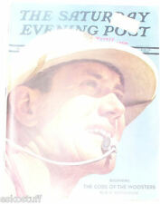 Saturday Evening Post 1938 Lifeguard cover Nice Picture! See!