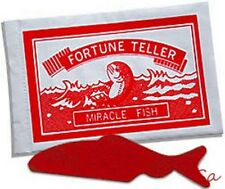 144 Fortune Teller Miracle Fish ~ Party Favors! ~ Magic