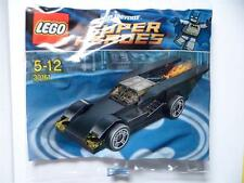 DC DIRECT LEGO 30161 FIGURES  BATMAN BATMOBILE Cars figure