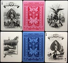 1881-1981 Russell & Morgan Army/Navy Playing Cards Anniversary Limited Edition