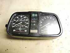 87 BMW K100 K 100 LT K100LT gauges speed speedometer tachometer meters