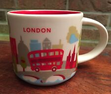 Starbucks You Are Here Collection London YAH NEU mit SKU Nummer