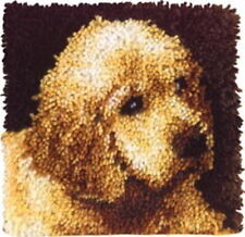 Puppy Love Latch Hook Rug Wonderart 426132