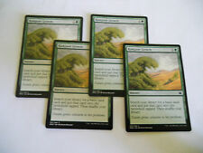 4x MTG Rampant Growth-Crescita Inarrestabile Magic EDH MOM2 Modern Masters ING