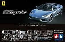Tamiya 24307 1/24 FERRARI 360 SPIDER Limited Ver. from Japan Very Rare