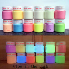 20g Sky-blue Glow in the Dark Paint luminescent, star ceiling, cosmic paint
