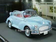 JAMES BOND MORRIS MINOR THUNDERBALL CONNERY MODEL CAR 1/43 PACKED ISSUE K896Q~#~