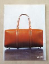 A829-Advertising Pubblicità-2000 - VALEXTRA MILANO