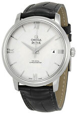 BRAND NEW OMEGA DEVILLE PRESTIGE CO-AXIAL MENS WATCH SALE | 424.13.40.20.02.001