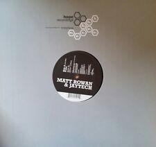 """Matt Rowan & Jaytech  """"Pulse / Silver Cities"""" * hope 062"""