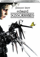 Edward Scissorhands: 10th Anniversary, Very Good DVD, O-Lan Jones, Dick Anthony