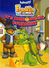 Franklin & Friends - It's Halloween Franklin 2014 by Phase 4 Films EXLIBRARY