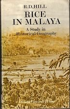 Rice in Malava: A Study in Historical Geography - Ron D. Hill