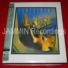 SUPERTRAMP - BREAKFAST IN AMERICA - JAPAN PLATINUM SHM CD - HR CUTTING