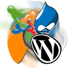 2 anni illimitata multisito Web Hosting 5 siti Web 500 + sito Web modelli