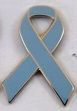 ***NEW*** Esophageal Cancer Awareness ribbon enamel badge. Charity.