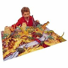 Animal Planet's Big Tub of Dinosaurs 40pc Toy Playset - Damaged Packaging  *NEW*