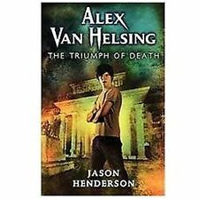 Jason Henderson - Alex Van Helsing Triumph Of De (2012) - Used - Trade Clot