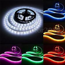 0.5/1/2/3M USB 3528 LED SMD Strip Light TV Background Computer Waterproof 5V US