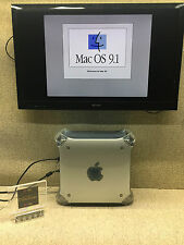 Apple PowerMac 1864 Desktop - M7891LL/A (2000)~400MHZ~OS 9 STAND-ALONE