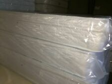 """4ft6 Double Luxury Super Real Orthopaedic 11.5"""" Extra Firm Mattress! RRP £340!"""