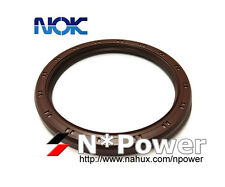 NOK REAR MAIN CRANK OIL SEAL FOR Mitsubishi 6G72 3.0L SOHC 12V Pajero NJ NK