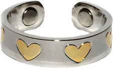 Hearts - Magnetic Therapy Ring Magnet Finger