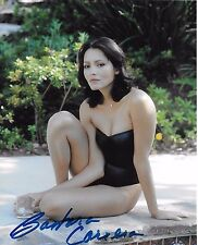 Barbara Carrera Signed 8x10 Photo - James Bond Babe - NEVER SAY NEVER AGAIN H124