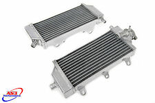 YAMAHA YZF 250 450 2014-2016 AS3 PERFORMANCE COURSE ALUMINIUM RADIATEUR