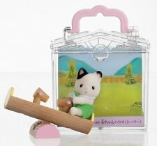 JP Sylvanian Families B-40 Baby House Doll with Seesaw