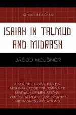 ISAIAH IN TALMUD AND MIDRASH - NEW PAPERBACK BOOK