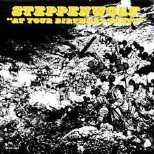 At Your Birthday Party by Steppenwolf (CD, Jan-1989, Universal Special Products)