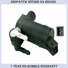 TWIN OUTLET WINDSCREEN WASHER PUMP FOR FORD MONDEO MK3, 12V, 1 145 866, 1132694