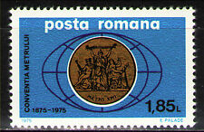 Romania 1975 Sc2547  Mi3263  1v  mnh  Cent. of Intl. Meter Convention, Paris