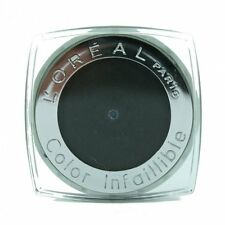 Loreal Infallible 24hr Eyeshadow Ultimate Black 30 NEW