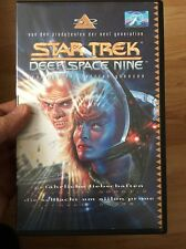 Star Trek Deep Space Nine 5.2 VHS In Grosshülle