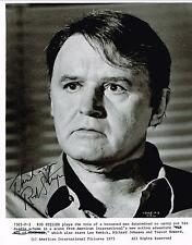 "ROD STEIGER ""THE PAWN BROKER"" ""ON THE WATERFRONT"" ACTOR SIGNED PHOTO AUTOGRAPH"