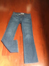 Joe's Jeans Sz 27  X  29 Inch Inseam Provocateur Fit JJ Stretch Joes Lowrise