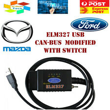 Forscan Elm 327 USB with Switch OBD2 Can Bus Scanner Wireless Diagnostic Tool