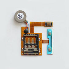 Memory SD Card Slot Socket Volume Button Flex Cable For For Samsung Wave 2 S8530