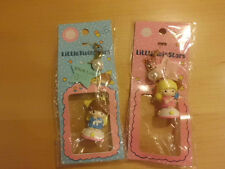 Little twin stars Keychain strap set 2010 Sanrio Mascot Figure