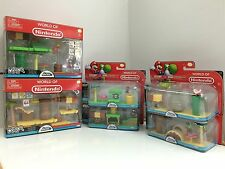 DEAL-Nintendo Super Mario Bros U DELUXE SET (2) + REGULAR SET (4)-ALL IN ONE