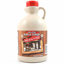 100% Pure Maple syrup - Grade A - 1 Liter (1,350 Kg) – Original from Canada